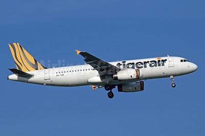 Tigerair (Singapore) Airbus A320-232 9V-TAE (msn 2724) BKK (Michael B. Ing). Image: 938732.