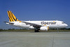 Tigerair (Singapore) Airbus A319-132 9V-TRA (msn 3757) (Jacques Guillem Collection). Image: 939473.