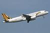 Tiger Airways (Tigerairways.com) (Singapore) Airbus A320-232 9V-TAO (msn 4421) BKK (Michael B. Ing). Image: 912209.