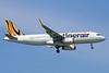 Tigerair (Singapore) Airbus A320-232 WL 9V-TRH (msn 4561) BKK (Michael B. Ing). Image: 938729.