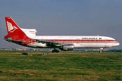 AirLanka Lockheed L-1011-385-15 TriStar 100 4R-ULE (msn 1062) LGW (SM Fitzwilliams Collection). Image: 910158.