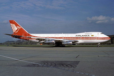 "Airline Color Scheme - Introduced 1979 - ""King Vijaya"""