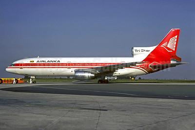 AirLanka Lockheed L-1011-385-1 TriStar 1 4R-ALE (msn 1047) CDG (Christian Volpati). Image: 904245.