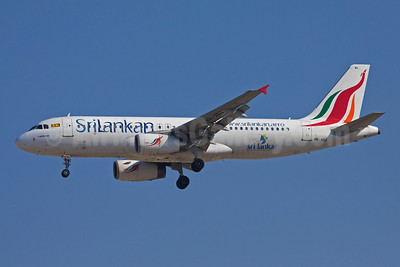 SriLankan Airlines Airbus A320-232 4R-ABJ (msn 2564) DXB (Ole Simon). Image: 907749.