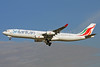 SriLankan Airlines Airbus A340-311 4R-ADA (msn 032) LHR (Keith Burton). Image: 902362.