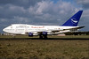 Syrian Air Boeing 747SP-94 YK-AHA (msn 21174) ORY (Jacques Guillem). Image: 932052.