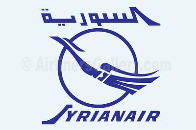 1. Syrian Air logo