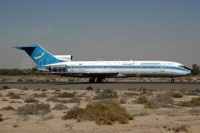 Syrianair (Syrian Arab Airlines) Boeing 727-294 YK-AGA (msn 21203) SHJ (Ton Jochems). Image: 954085.