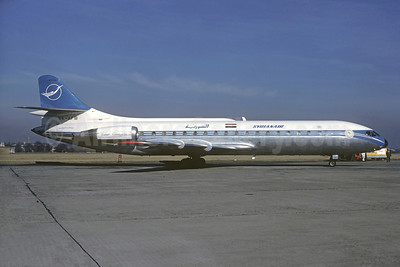 Syrianair (Syrian Arab Airlines) Sud Aviation SE.210 Caravelle 10B3 YK-AFB (msn 190) PRG (Christian Volpati Collection). Image: 930589.