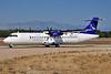Syrian Air ATR 72-212A (ATR 72-500) YK-AVA (msn 836) AYT (Ton Jochems). Image: 905444.