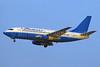 Eastair (Eastok Avia) Boeing 737-247 EY-534 (msn 23605) (Eastok Avia colors) DXB (Konstantin von Wedelstaedt). Image: 901459.