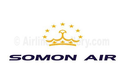 1. Somon Air logo