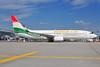 Somon Air Boeing 737-8GJ WL EY-777 (msn 34960) FRA (Ton Jochems). Image: 910571.