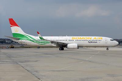 Somon Air Boeing 737-93Y ER WL P4-SOM (VQ-BBL) (msn 40889) IST (Ton Jochems). Image: 924398.