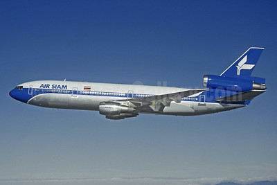 Air Siam McDonnell Douglas DC-10-30 N54643 (HS-VGE) (msn 47887) (TMK Photography Collection). Image: 940493.