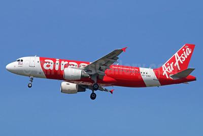 AirAsia (Thai AirAsia) Airbus A320-216 HS-ABD (msn 3394) DMK (Michael B. Ing). Image: 939387.
