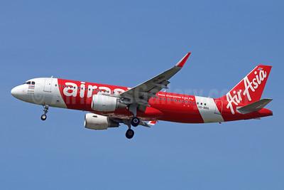 AirAsia (Thai AirAsia) Airbus A320-216 WL HS-BBQ (msn 6428) DMK (Michael B. Ing). Image: 943368.