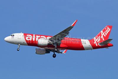 AirAsia (Thai AirAsia) Airbus A320-216 WL HS-BBI (msn 5851) DMK (Michael B. Ing). Image: 943366.