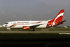 AirAsia-AirAsia.com (Thai AirAsia) Boeing 737-3T0 HS-AAQ (msn 23368) (Central Air) BKK (Christian Volpati). Image: 901313.