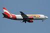 AirAsia-AirAsia.com (Thai AirAsia) Boeing 737-3B7 HS-AAU (msn 23378) (Solartron) SIN (Michael B. Ing). Image: 908349.