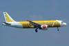 "AirAsia's new ""Amazing Thailand 2015"" logo jet"