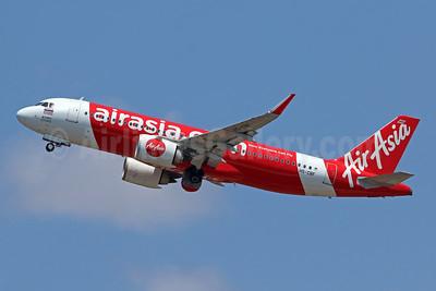 AirAsia (Thai AirAsia) Airbus A320-251N WL HS-CBF (msn 7949) DPS (Pascal Simon). Image: 954967.