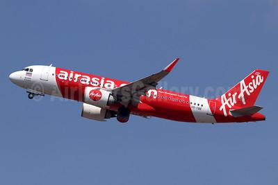 AirAsia (Thai AirAsia) Airbus A320-251N WL HS-CBE (msn 7921) DPS (Michael B. Ing). Image: 954966.