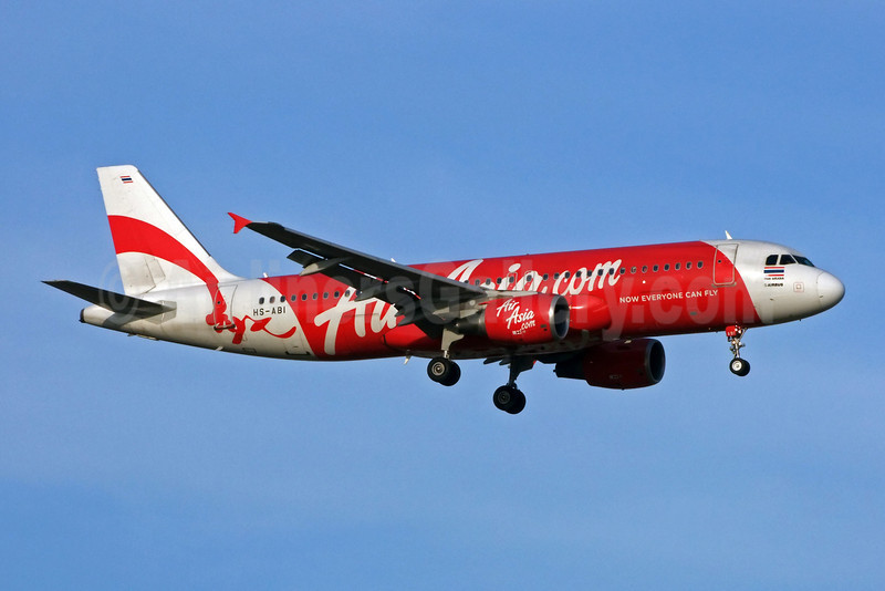 Airline Color Scheme - Introduced 2003 (AirAsia)
