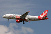 AirAsia (Thai AirAsia) Airbus A320-216 HS-ABH (msn 3679) (Year of the Dragon) BKK (Jay Selman). Image: 402244.
