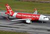 AirAsia (Thai AirAsia) Airbus A320-216 WL HS-BBD (msn 5593) HKT (Richard Vandervord). Image: 923406.