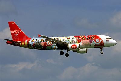 "Thai AirAsia's 2016 ""Amazing Thailand"" special livery"