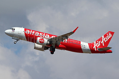 AirAsia (Thai AirAsia) Airbus A320-251N WL HS-BBY (msn 7417) (Now Everyone Can Fly) DPS (Pascal Simon). Image: 943371.