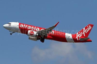 AirAsia (Thai AirAsia) Airbus A320-251N WL HS-CBB (msn 7591) DPS (Pascal Simon). Image: 954965.