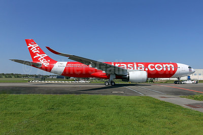 First Airbus A330neo for Thai AirAsia X