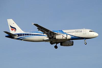 Bangkok Air (Bangkok Airways) A320-232 HS-PPJ (msn 2366) BKK (Paul Denton). Image: 939067.