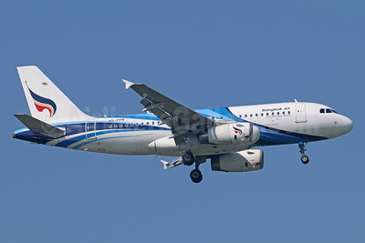 Bangkok Air (Bangkok Airways) Airbus A319-132 HS-PPN (msn 2362) BKK (Michael B. Ing). Image: 939066.