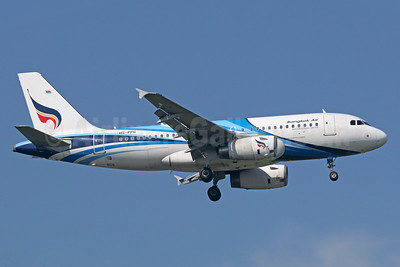 Bangkok Air (Bangkok Airways) Airbus A319-131 HS-PPG (msn 2664) BKK (Michael B. Ing). Image: 939063.