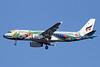 Bangkok Air (Bangkok Airways) Airbus A320-232 HS-PGV (msn 2310) (Krabi) BKK (Michael B. Ing). Image: 910438.