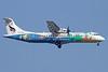 Bangkok Air (Bangkok Airways) ATR 72-212A (ATR 72-500) HS-PGA (msn 710) (Kut) BKK (Michael B. Ing). Image: 910856.