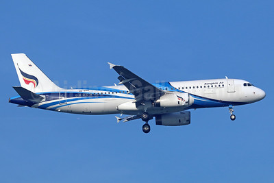 Bangkok Air (Bangkok Airways) A320-232 HS-PPK (msn 2600) BKK (Michael B. Ing). Image: 939068.