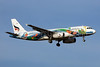 Bangkok Air (Bangkok Airways) Airbus A320-232 HS-PGV (msn 2310) (Krabi) BKK (Jay Selman). Image: 402225.