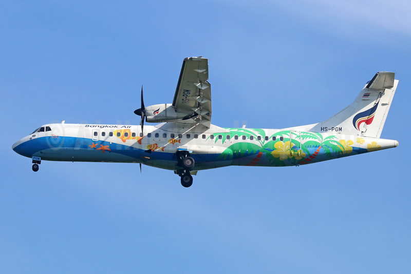 """""""Tao"""" promotional special livery"""