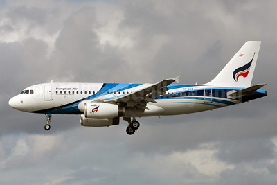 Bangkok Air (Bangkok Airways) Airbus A319-131 EI-EXZ (HS-PPF) (msn 2634) DUB (Paul Doyle). Image: 911878.