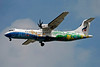 Bangkok Air (Bangkok Airways) ATR 72-212A (ATR 72-500) HS-PGL (msn 670) (Pha Ngan) BKK (Paul Denton). Image: 903343.