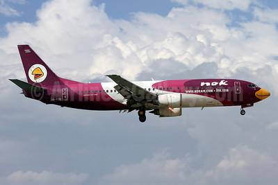 Nok Air Boeing 737-4D7 HS-TDB (msn 24831) HKT (Wim Callaert). Image: 905888.