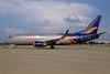 Orient Thai Airlines Boeing 737-3T0 WL HR-BRC (msn 23371) DMK (Jacques Guillem Collection). Image: 922355.