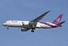 Thai Airways International Boeing 787-8 Dreamliner HS-TQC (msn 36110) BKK (Michael B. Ing). Image: 926897.