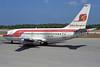 Thai Airways Boeing 737-2P5 HS-TBE (msn 23113) HKT (Rob Finlayson). Image: 934260.