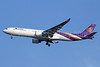 Thai Airways International Airbus A330-321 HS-TEH (msn 122) BKK (Michael B. Ing). Image: 911276.