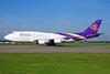 Thai Cargo (Thai Airways International) Boeing 747-4D7 (F) HS-TGJ (msn 24459) AMS (Ton Jochems). Image: 908364.